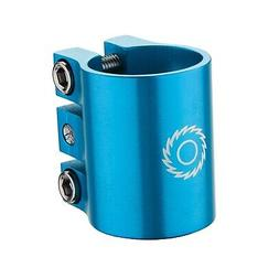 Razor Pro Series Triple Clamp for Scooters turquoise Teal .