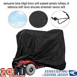 Professional Eldly Mobility Scooter Wheelchair Cover Waterpr
