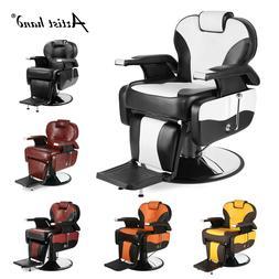 Professional Recline Hydraulic Barber Chair Salon Beauty Sha