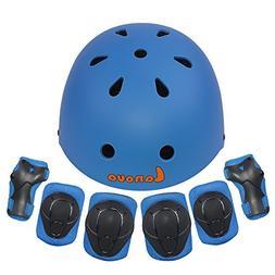 Lanova Kids Protective Gear Set,7Pcs Sport Safety Equipment