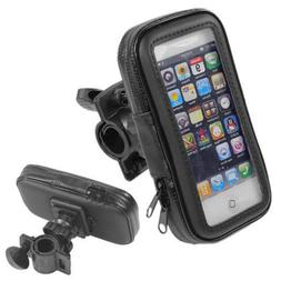 Rainproof Scooter Bicycle Bike Mount Phone Case Holder for S