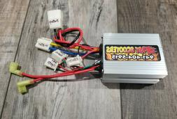 Razor Crazy Cart 24v Controller Performance Upgrade Speed Co