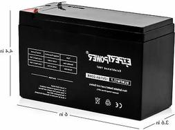 rechargeable 7ah battery beiter dc