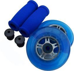 TGM Skateboards Replacement Razor Scooter Wheels, Abec 7 Bea