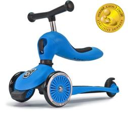 Scoot and Ride 2-in-1 Bike and Kick Scooter Combo for Childr