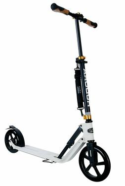 Hudora Scooter Big Wheel Style 230 White Kick Scooter 14236