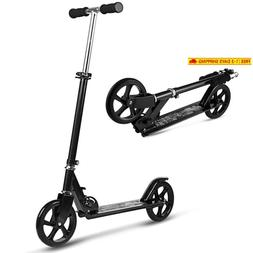 Weskate Scooter For Adults/Teens, Big Wheels Scooter Easy Fo