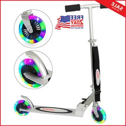 scooter for kids deluxe 2 wheel kick