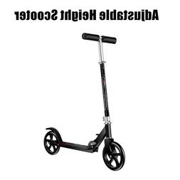 SCOOTER KICK KIDS ADULTS Large Foldable Big Wheels Boys Girl