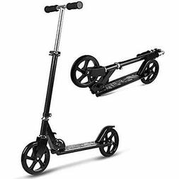 Scooter Kick Scooters For Adults/Teens, Big Wheels Easy Fold
