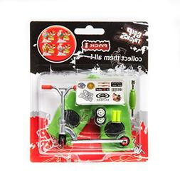 Scooter M7-Grip and Tricks - Finger Scooter - Skate - Pack1