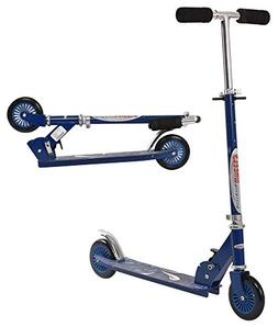 ChromeWheels Scooter for Kids, Deluxe Kick Scooters 4 Adjust