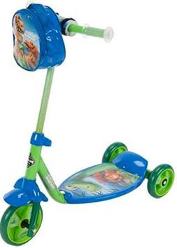 Huffy Scooters for Kids - The Good Dinosaur Boys 3 Wheel Kic