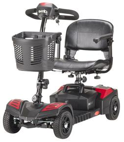 Drive Medical Scout 4 Wheel Compact Electric Power Mobility