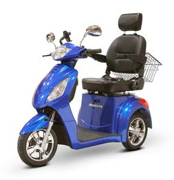 Senior Mobility Scooter Color: Blue
