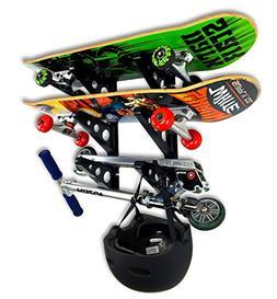 StoreYourBoard Skateboard Rack - 3 Boards