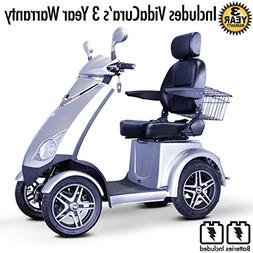 EWheels  High Speed, Heavy Duty, High Performance, 4-Wheel S