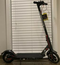 Swagtron Swagger 5S Foldable Black Electric Scooter-New-Open
