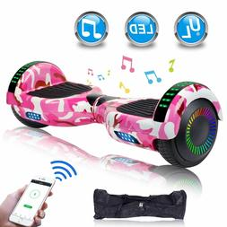 Swagtron Hoverboard Chrome Huvor boards Electric Self Balanc