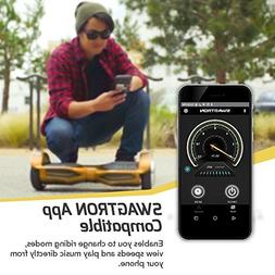 Swagtron T380 1 Hoverboard - Bluetooth Speaker & Lights, Per