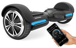 Swagtron T580 Youth Bluetooth Hoverboard with Speaker Smart