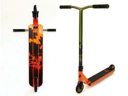 Lucky Tanner Fox Sig Complete Pro Kick Scooter Sunset Editio