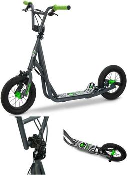 Two Wheeler Kick Scooter BMX Style Balance Board For Adult K