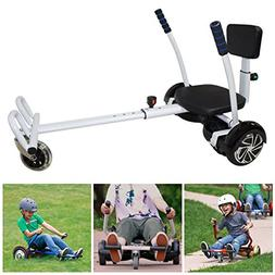 Two Wheels Balancing Scooter Hoverkart Shockproof Seat Kids