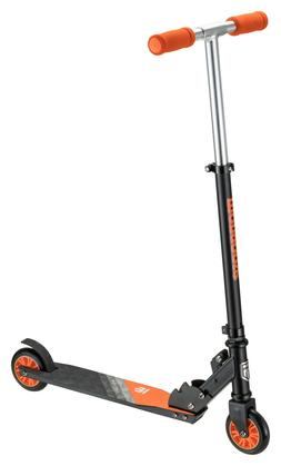 Mongoose Vortex F1 Folding Scooter, 100 mm wheels, black / o