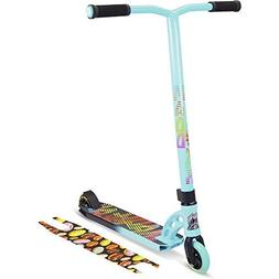 Madd Gear VX7 Pro Donuts Light Blue Scooter Complete