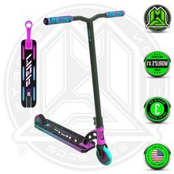 Madd Gear VX9 Pro Complete Stunt Scooter - Pink and Teal