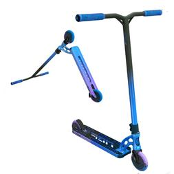 Madd Gear VX9 Team Complete Stunt Scooter - Blue and Purple