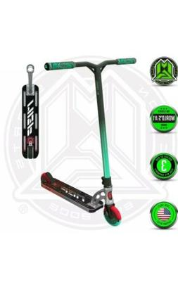 Madd Gear VX9 Team Complete Stunt Scooter Butanol - Teal and