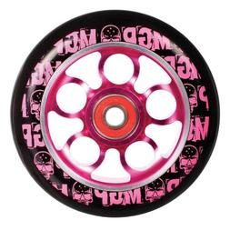 Madd Gear Wheel Aero 110mm Black/Pink
