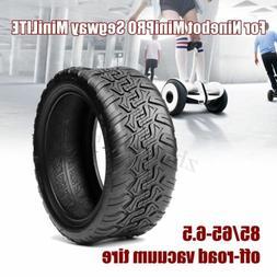 Wheel Tyre Off Road Vacuum Tire Tubeless For Ninebot Mini PR