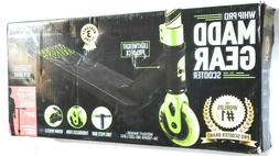 Madd Gear Whip Pro 2017 Black/Green Complete Kids / Beginner
