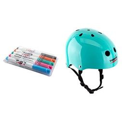 Wipeout Dry Erase Youth Protective 3-Pack - Medium - Teal