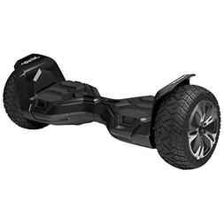 Jetson X2 Extreme Terrain Hoverboard with Powerful 800W Moto