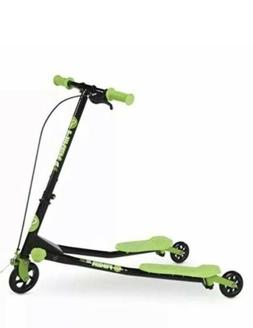 Yvolution Y Fliker A1 Air Scooter - Green