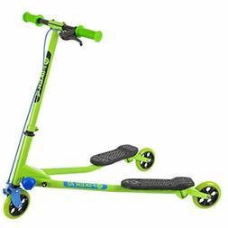 Yvolution Y Fliker Air A1 Swing Wiggle Scooter | Three Wheel