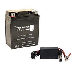 Mighty Max Battery YTX7L-BS Replaces Honda Nx125 Nx250 Cb600