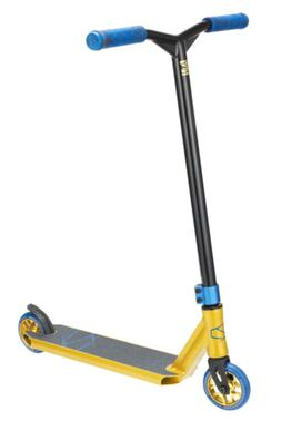 Fuzion Z250 2020 Pro Scooter Complete - Gold