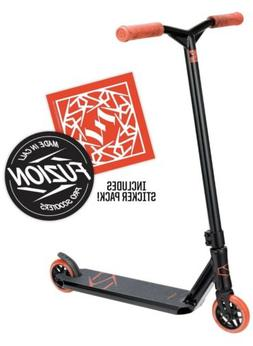 Fuzion Z250 Pro Scooters - Trick Scooter 2020 Red & Black