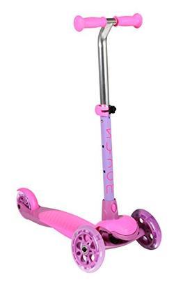 Zycom Zing 3 Wheel with Light Up Wheels, Pink